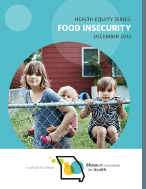 Health Equity Series: Food Insecurity December 2015