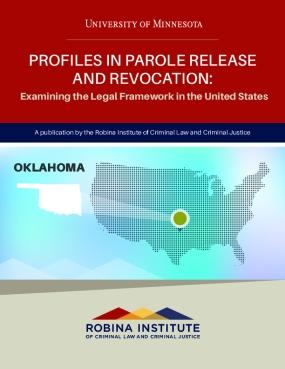 Profiles in Parole Release and Revocation Oklahoma