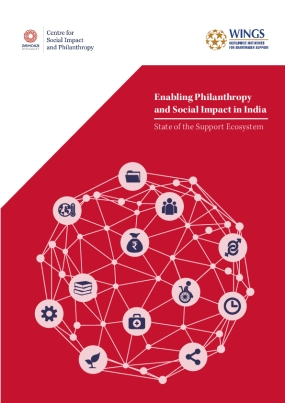 Enabling Philanthropy and Social Impact in India: State of the Support Ecosystem
