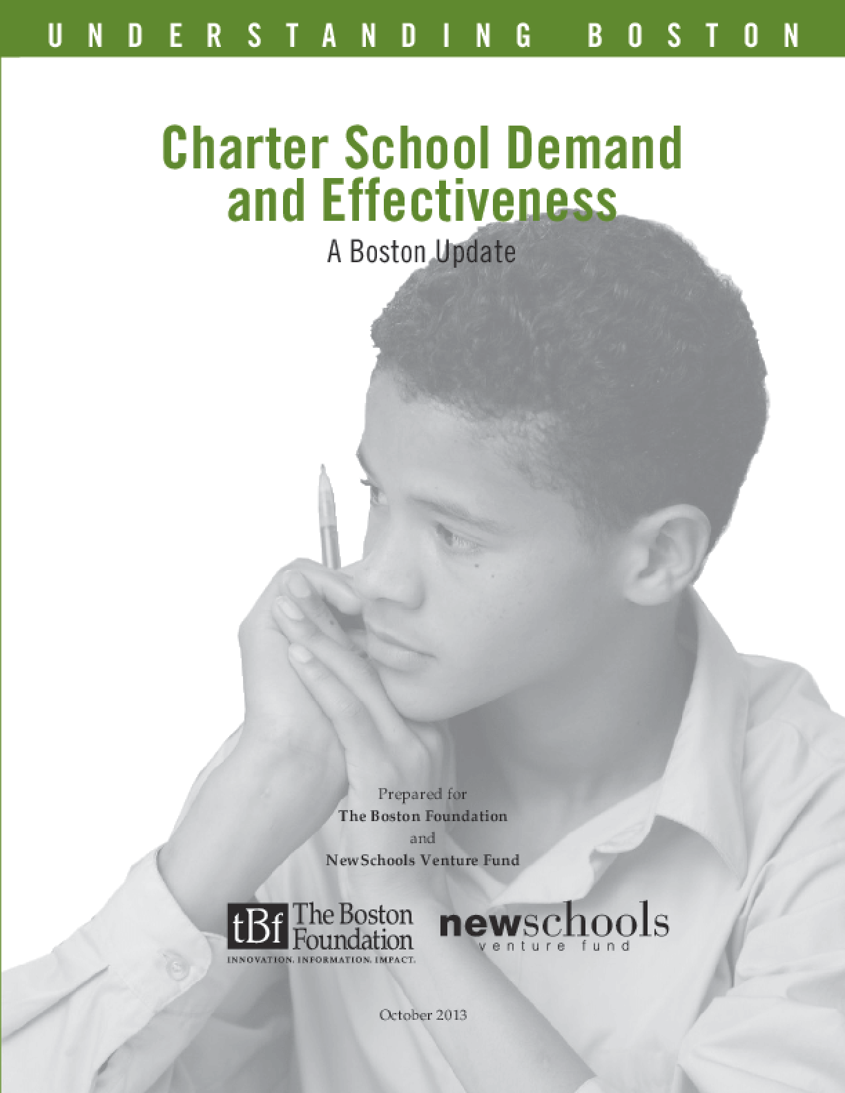 Charter School Demand and Effectiveness: A Boston Update