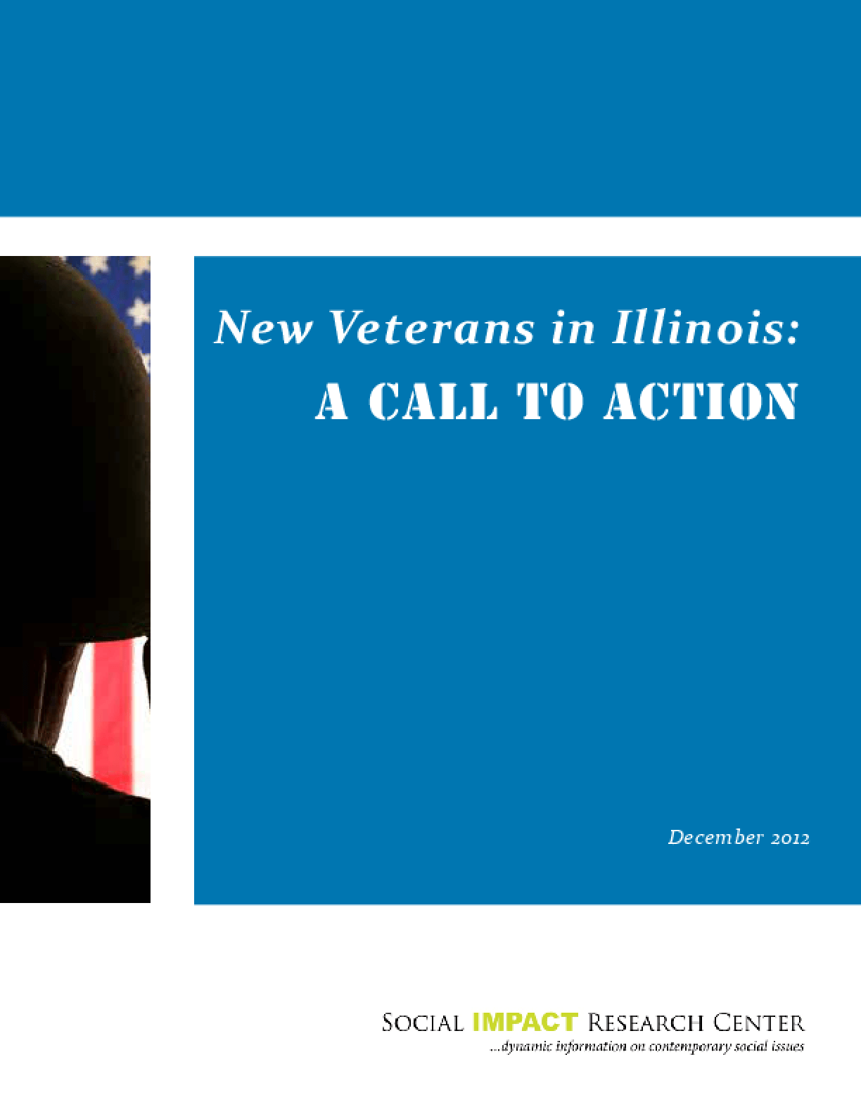 New Veterans in Illinois: A Call to Action