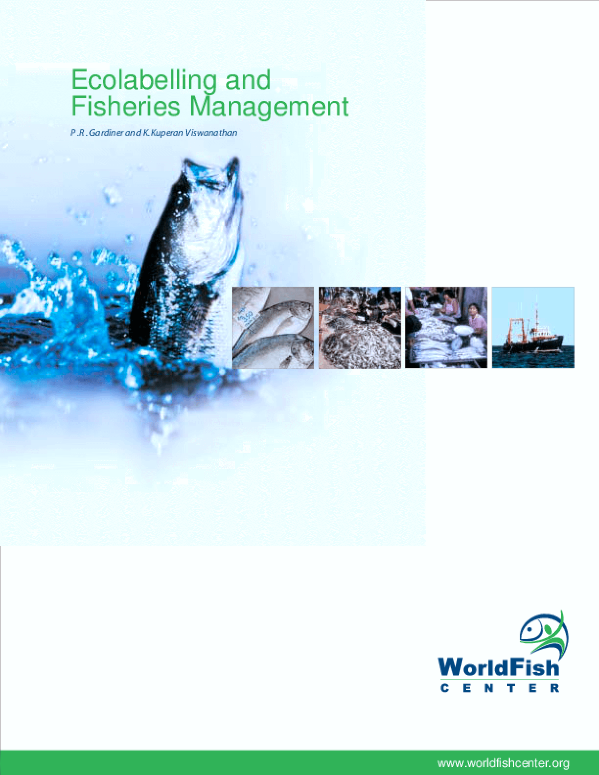Ecolabelling and Fisheries Management