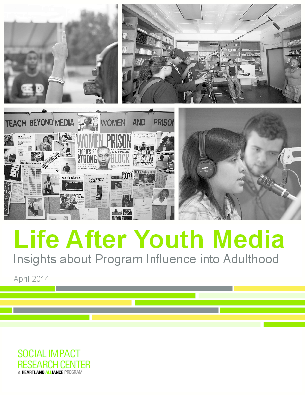Life After Youth Media: Insights about Program Influence into Adulthood