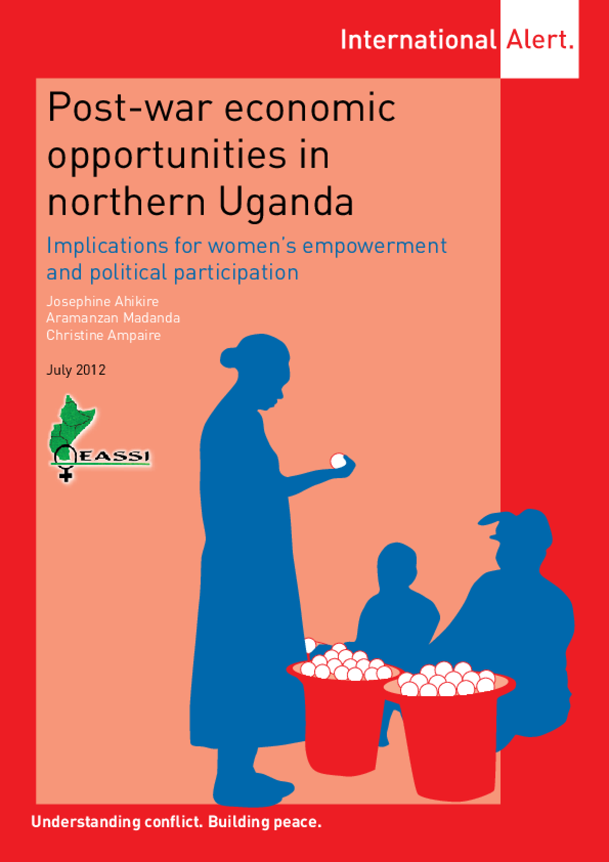 Post-war economic opportunities in northern Uganda: Implications for Women's Empowerment and Political Participation