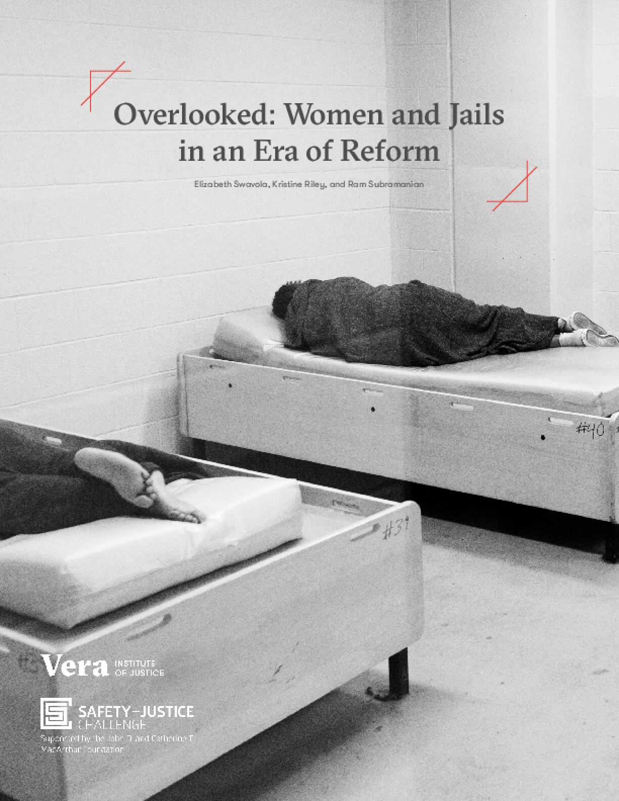 Overlooked: Women and Jails in an Era of Reform