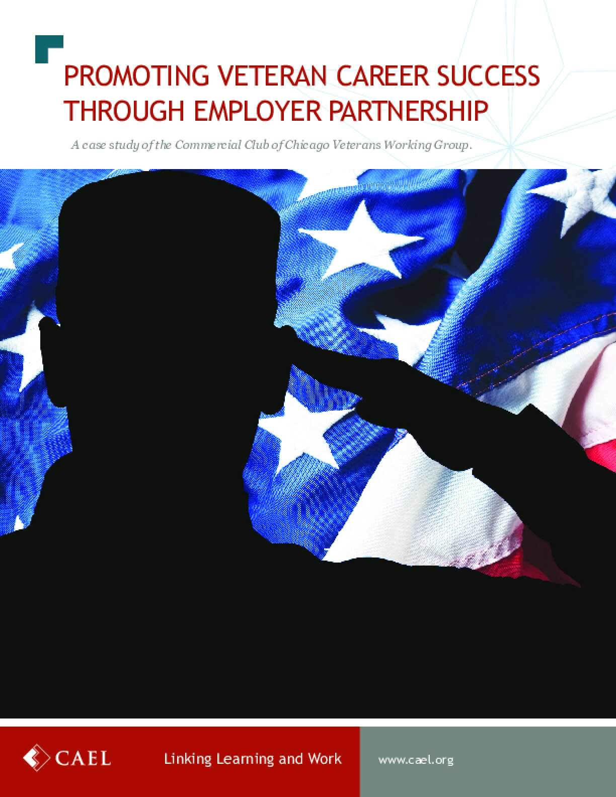 Promoting Veteran Career Success Through Employer Partnership