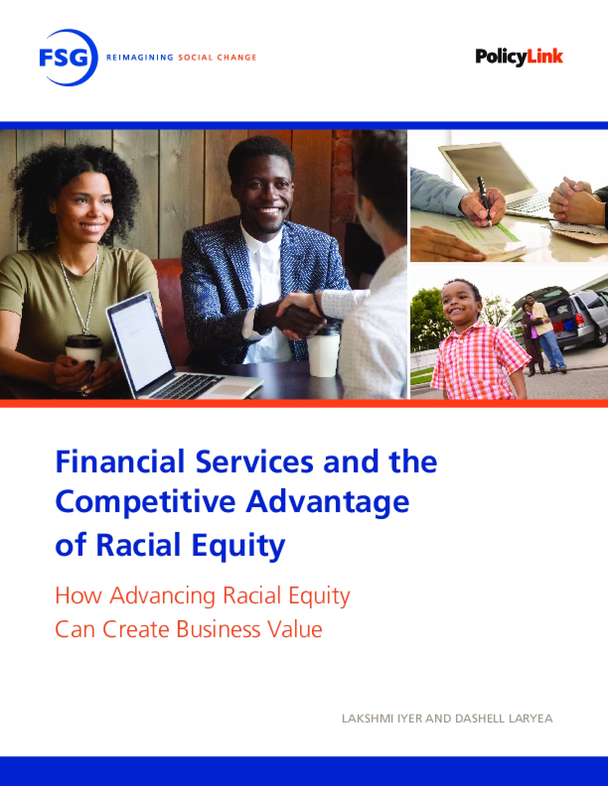 Financial Services and the Competitive Advantage of Racial Equity
