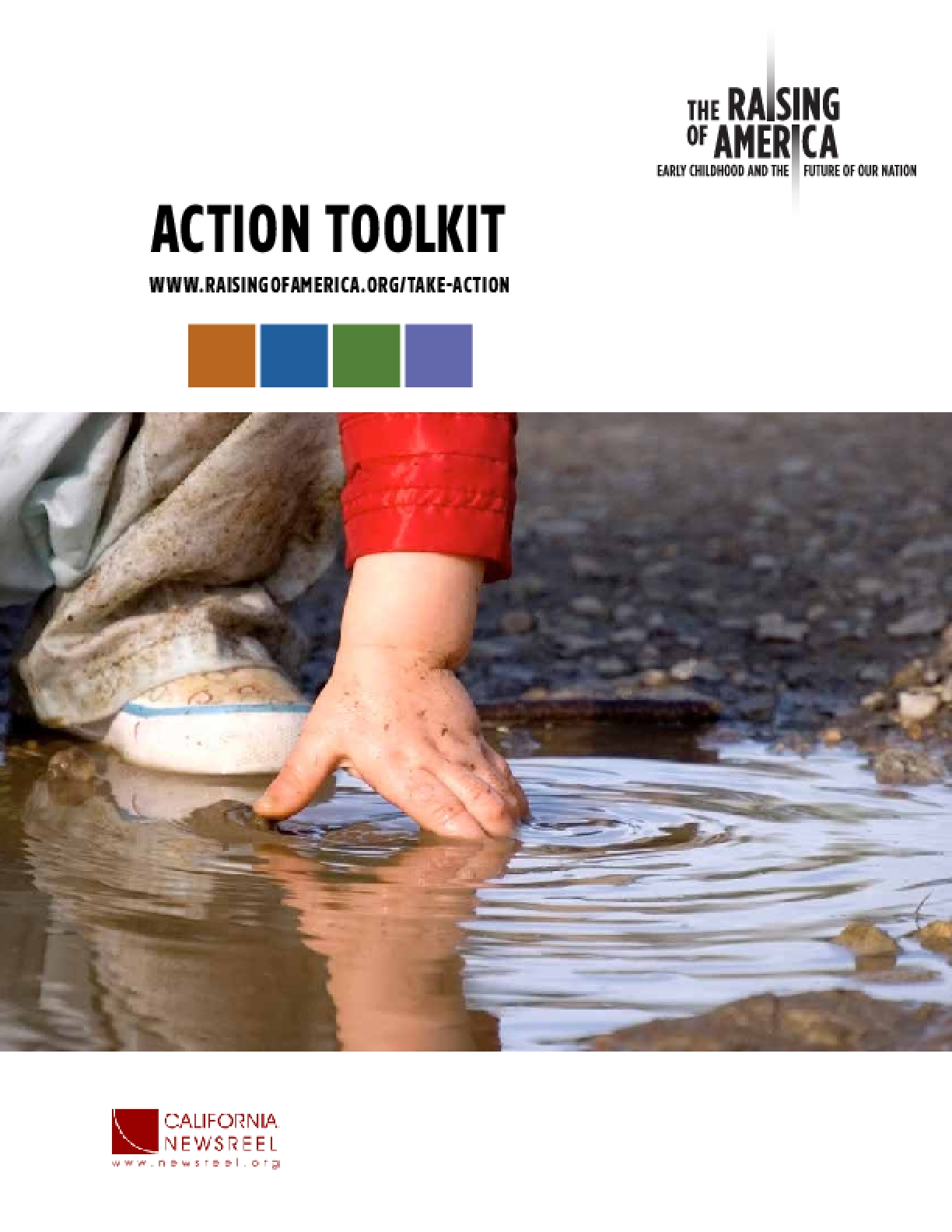 The Raising of America: Action Toolkit