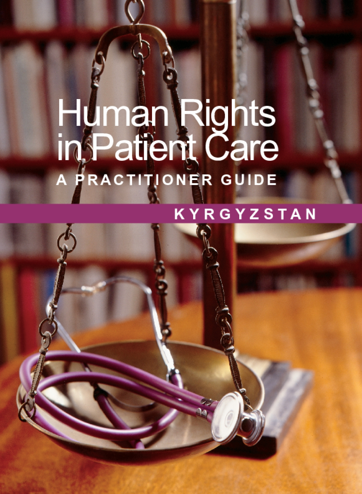 Human Rights in Patient Care: A Practitioner Guide - Kyrgyzstan
