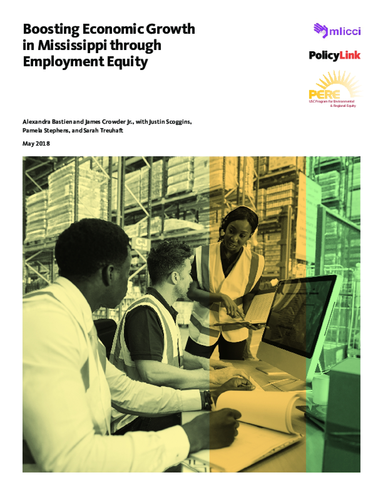 Boosting Economic Growth in Mississippi through Employment Equity